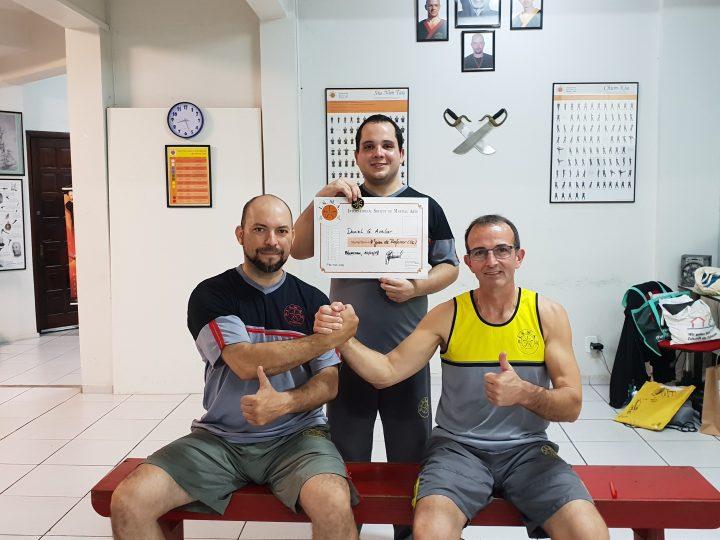 Trainingsreise Südamerika – 4.TG Sihing Daniel Avelar